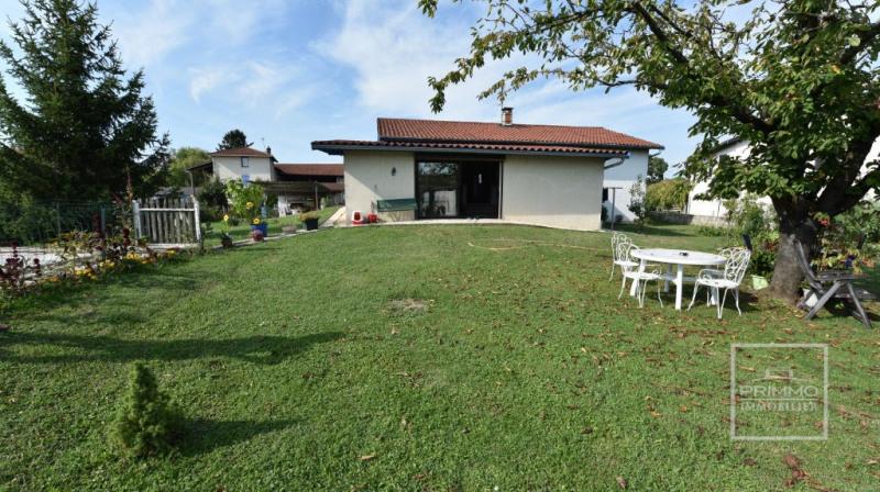 Vente maison / villa Amberieux 440000€ - Photo 7