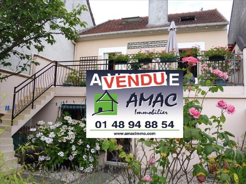 Sale house / villa Villemomble 399000€ - Picture 1