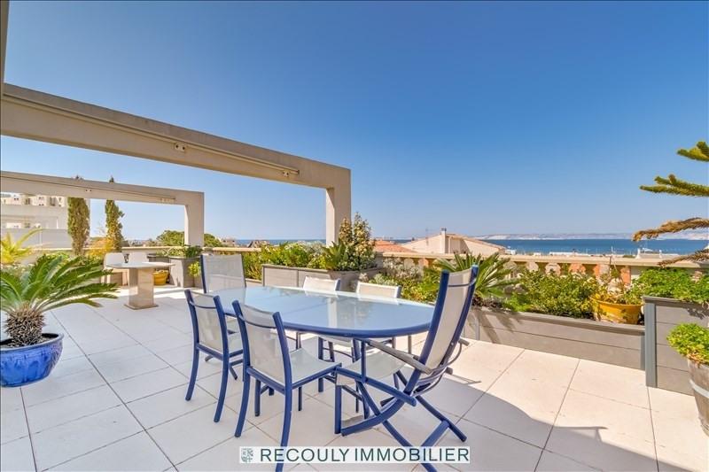 Vente de prestige appartement Marseille 8ème 1280000€ - Photo 12