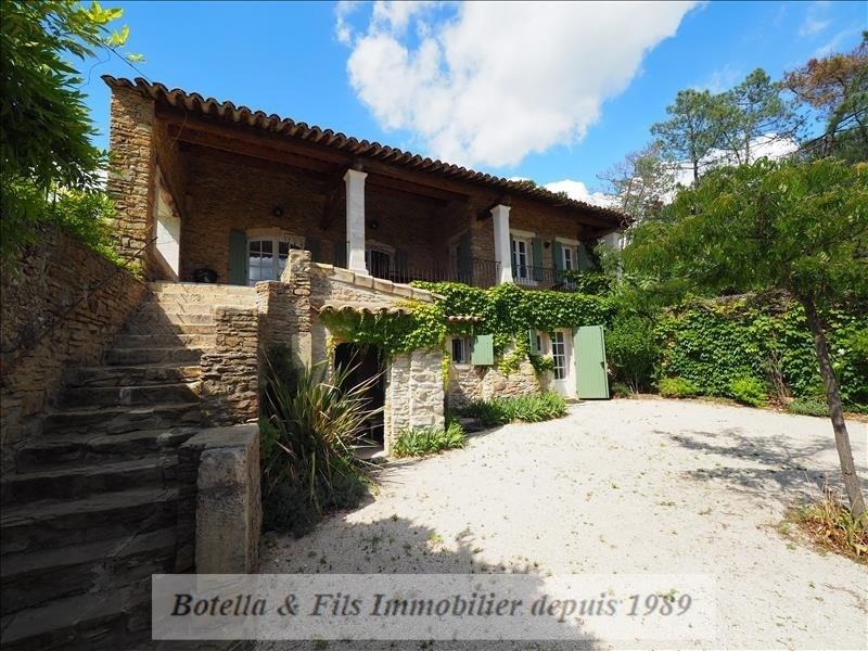 Verkoop van prestige  huis Uzes 778000€ - Foto 14