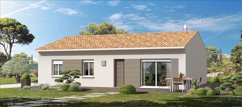 Sale house / villa Montesquieu des alberes 225700€ - Picture 1