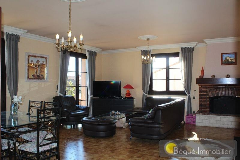 Sale house / villa Pibrac 446 000€ - Picture 2