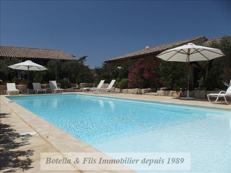 Deluxe sale house / villa Goudargues 1265000€ - Picture 15