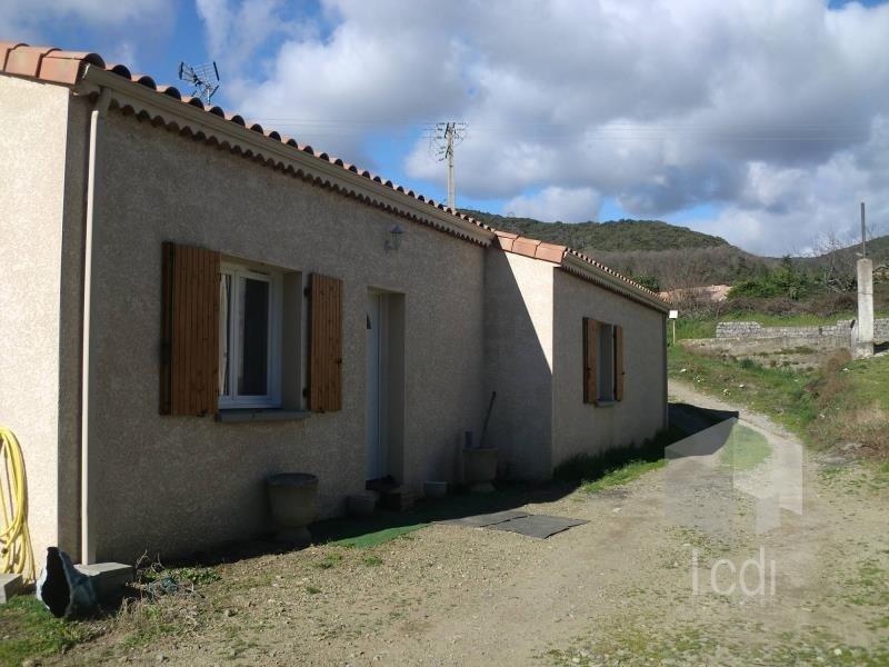 Vente maison / villa Beauchastel 198000€ - Photo 1