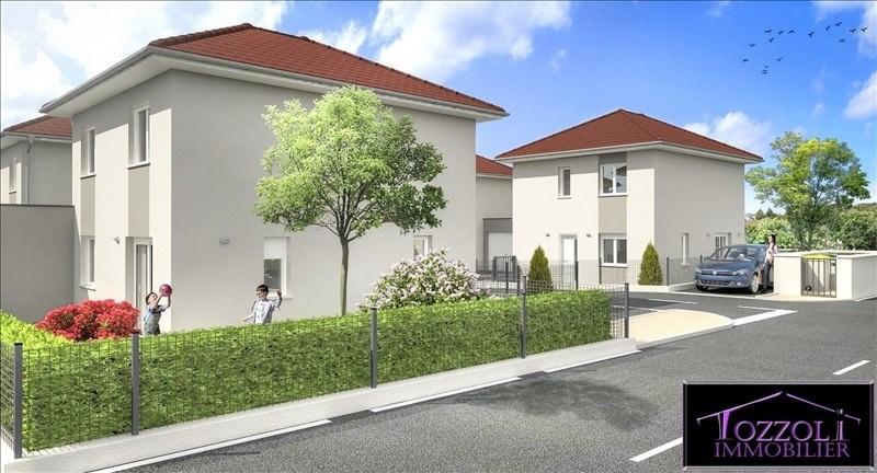 Vente maison / villa Bourgoin jallieu 228000€ - Photo 3