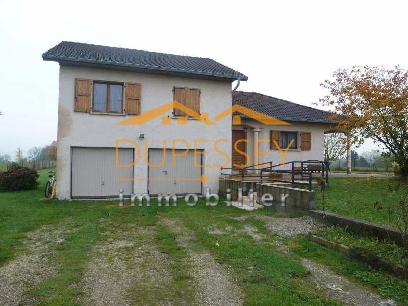 Sale house / villa Fitilieu 246000€ - Picture 1