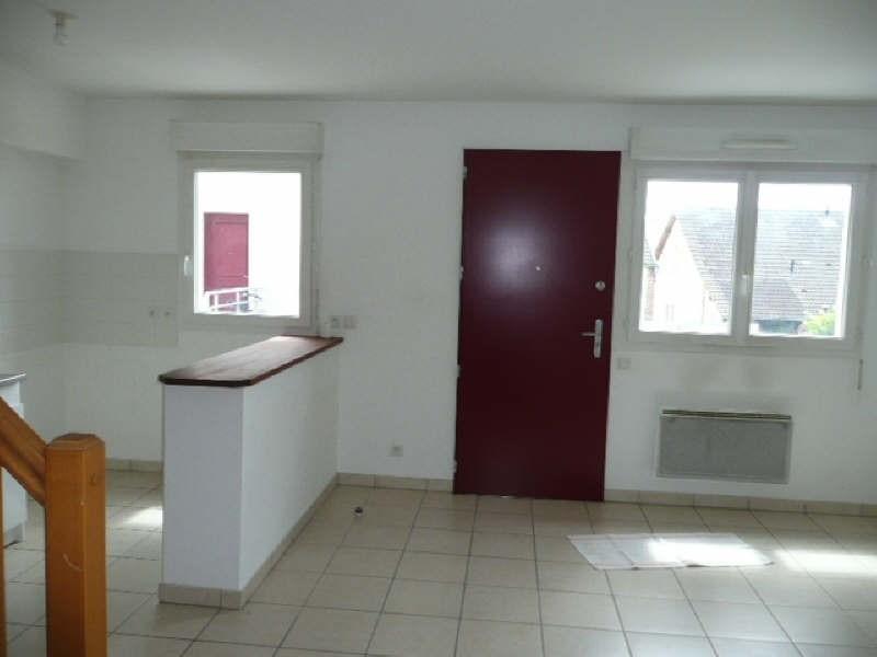 Rental apartment Aubigny sur nere 541€ CC - Picture 2