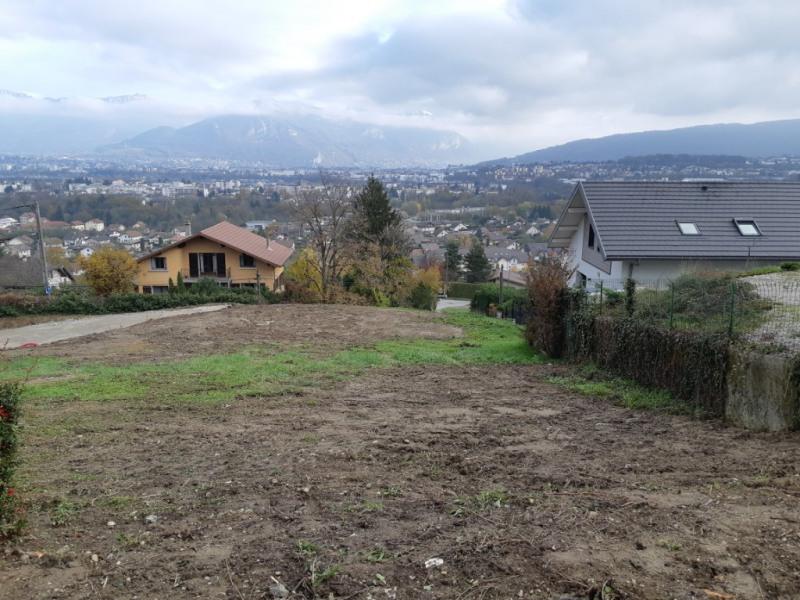 Venta  terreno Poisy 425000€ - Fotografía 3