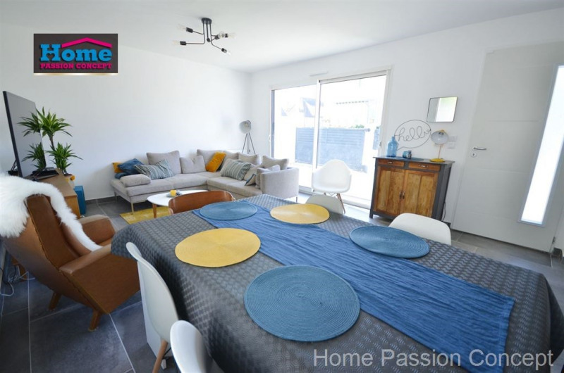 Vente maison / villa Sartrouville 540000€ - Photo 2