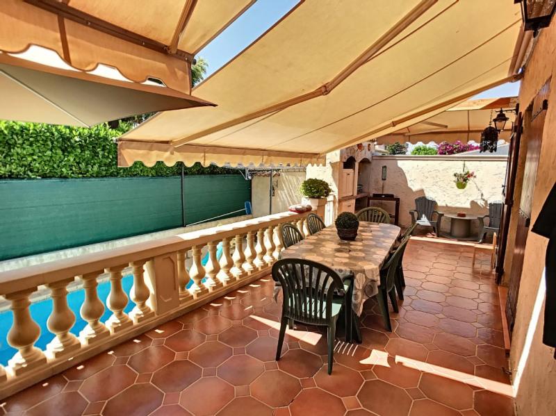 Deluxe sale house / villa Cagnes sur mer 590000€ - Picture 3