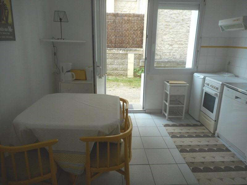 Alquiler vacaciones  apartamento Saint-palais-sur-mer 400€ - Fotografía 4