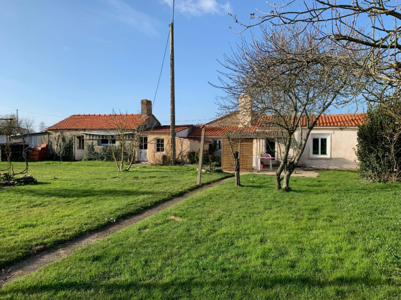 Produit d'investissement maison / villa Challans 169600€ - Photo 1