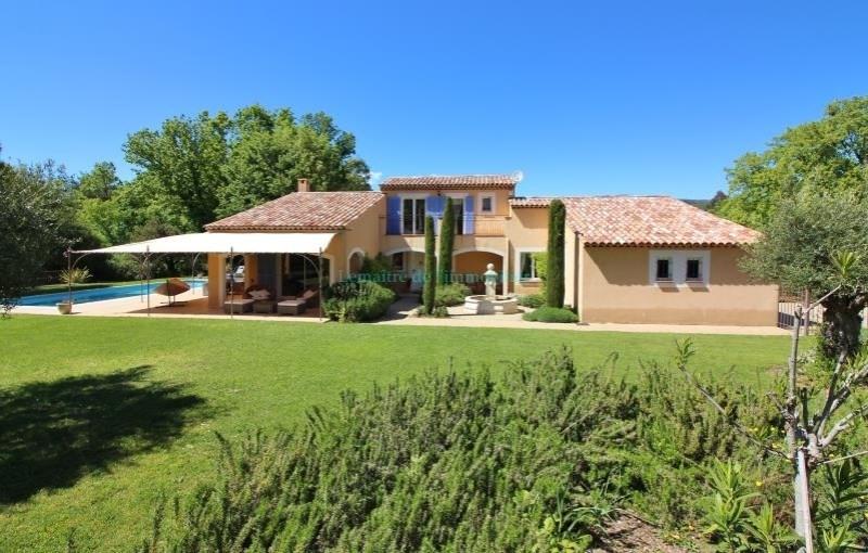Vente de prestige maison / villa Saint cezaire sur siagne 750000€ - Photo 9
