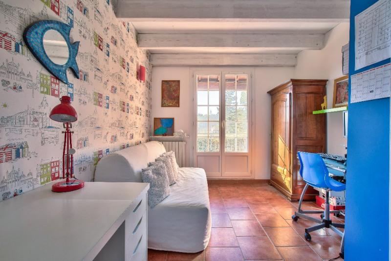 Vente de prestige maison / villa Bouc bel air 598000€ - Photo 5