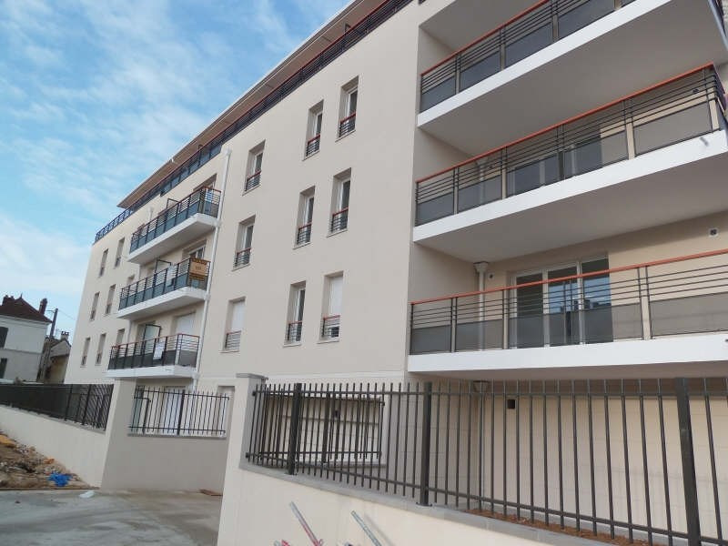 Location appartement Mantes la jolie 649€ CC - Photo 1