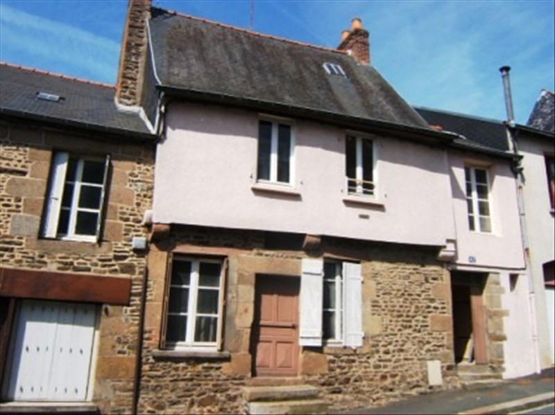 Sale apartment Fougeres 45 000€ - Picture 1