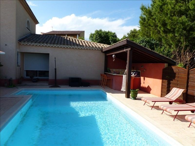 Venta de prestigio  casa Lespignan 610000€ - Fotografía 2