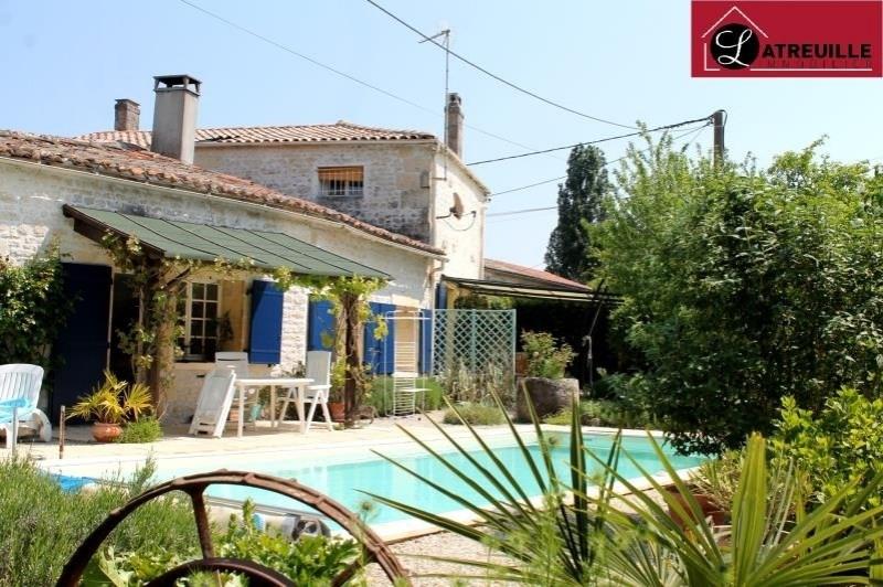 Sale house / villa Champagnolles 338000€ - Picture 1