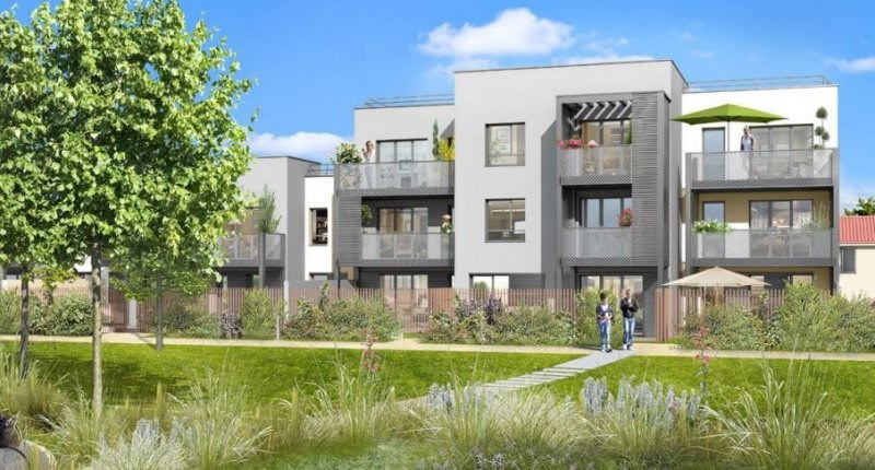 Appartement T4 de 77,5 m² sur Dardilly