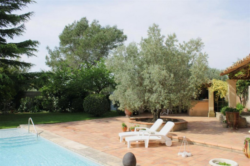 Deluxe sale house / villa Nimes 620 000€ - Picture 8