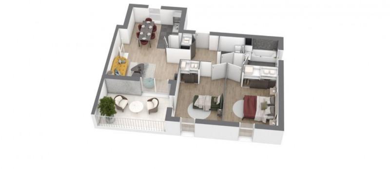 Vente appartement Saint nazaire 222000€ - Photo 5