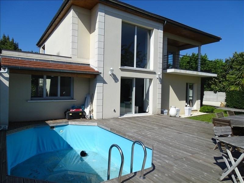Vente maison / villa Herblay sur seine 689000€ - Photo 2