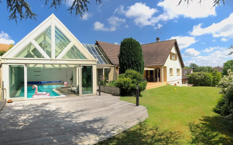 Vente maison / villa Mery sur oise 568000€ - Photo 1