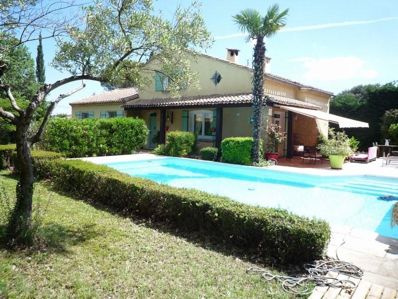 Sale house / villa Piolenc 349000€ - Picture 2