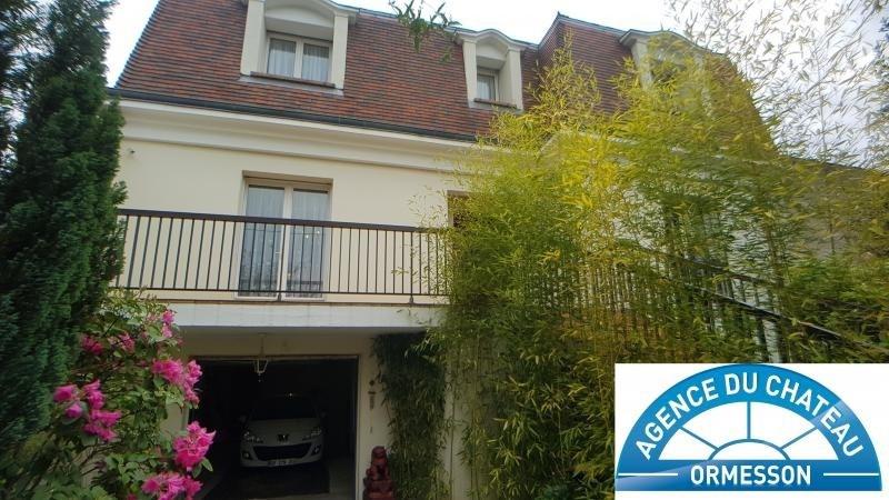 Vente maison / villa Noiseau 543000€ - Photo 1