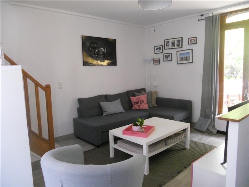 Rental apartment Ermenonville 650€ CC - Picture 1