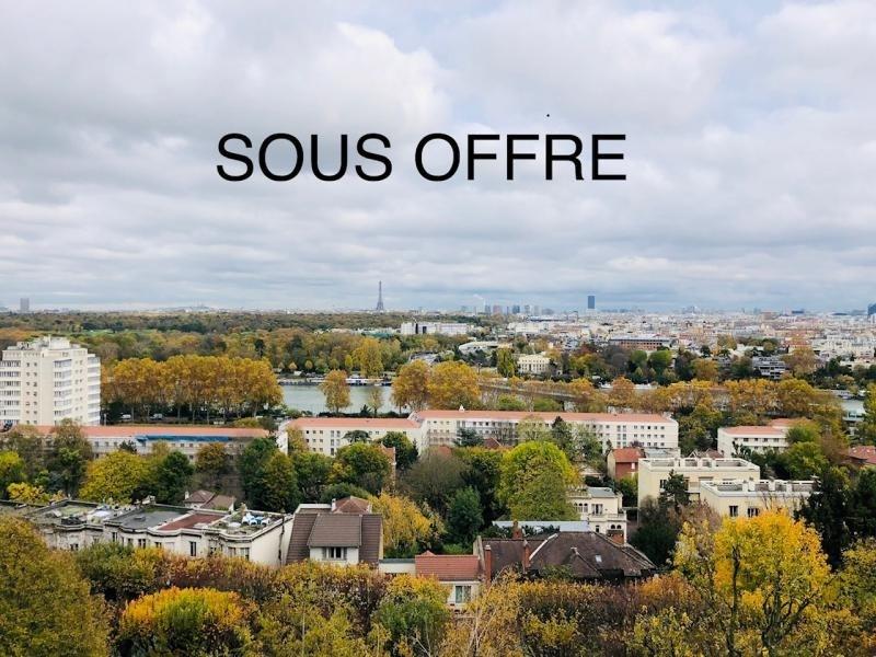 Sale apartment St cloud 950000€ - Picture 1