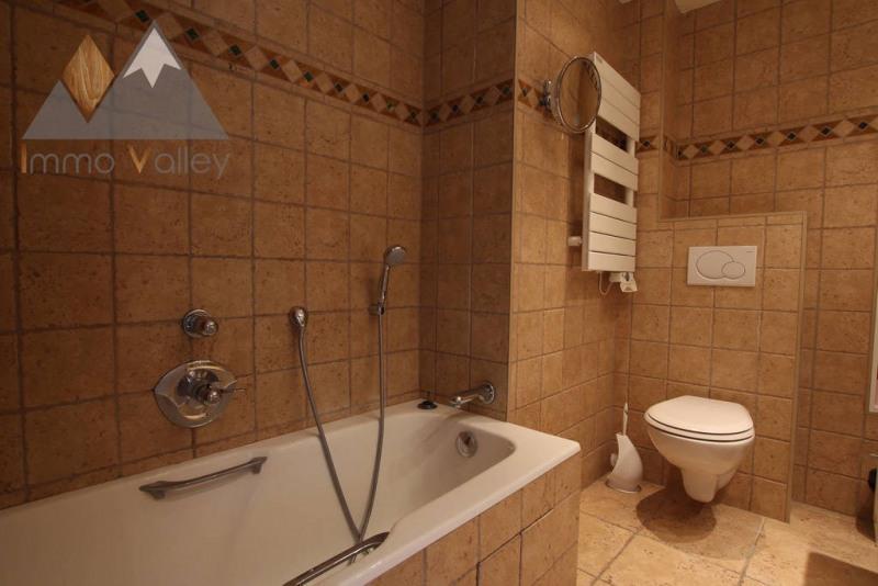 Vente de prestige appartement Megève 997500€ - Photo 10