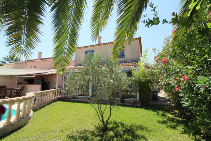Sale house / villa Le grau du roi 410000€ - Picture 1