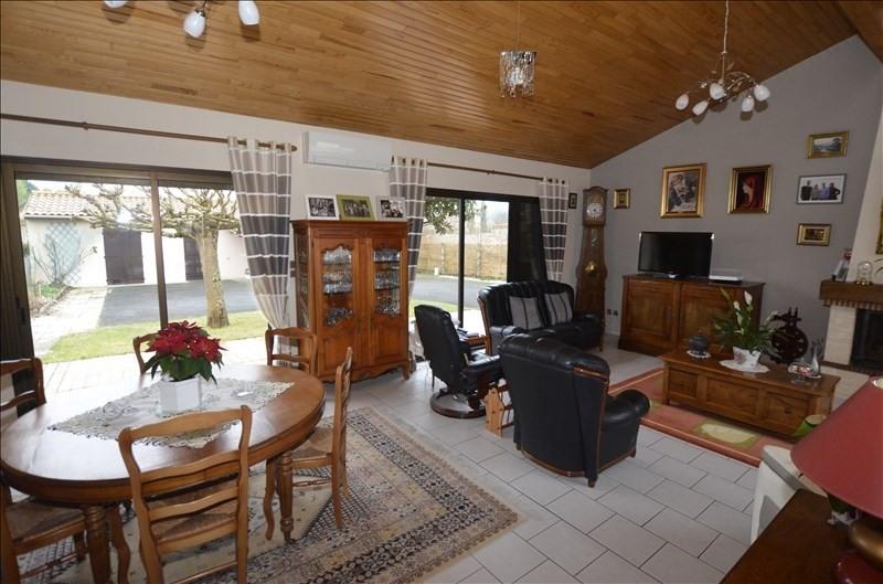 Vente maison / villa Le gond pontouvre 291000€ - Photo 3