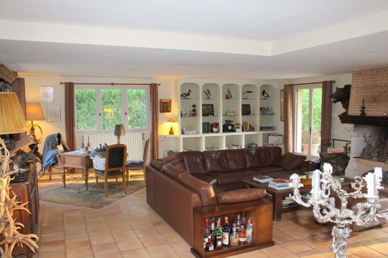 Deluxe sale house / villa Lamorlaye 950000€ - Picture 2