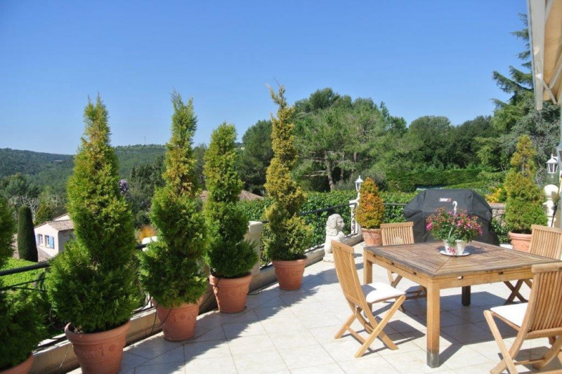 Deluxe sale house / villa Biot 1 370 000€ - Picture 5