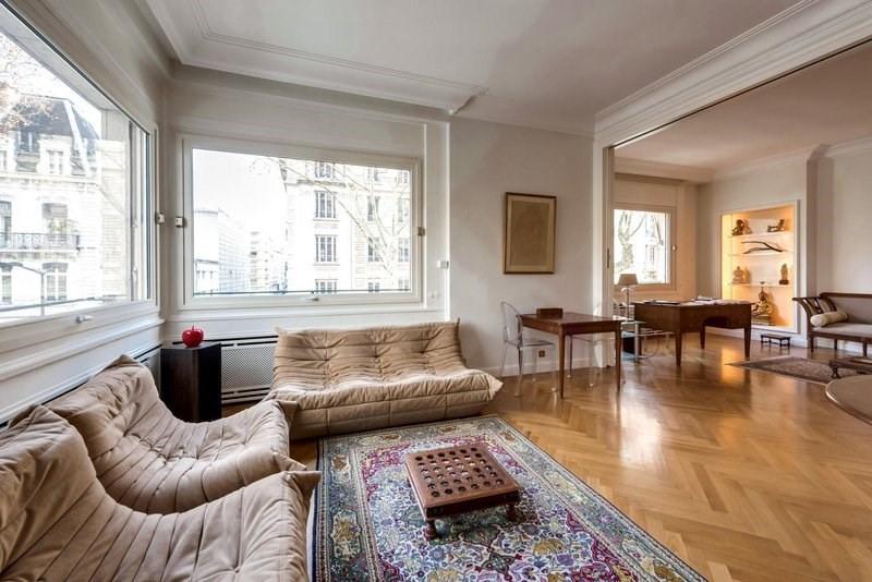 Vente de prestige appartement Lyon 6ème 1140000€ - Photo 1