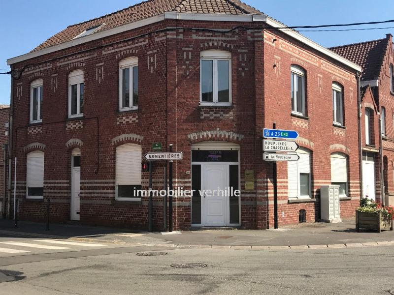 Sale building Bois grenier 262000€ - Picture 1