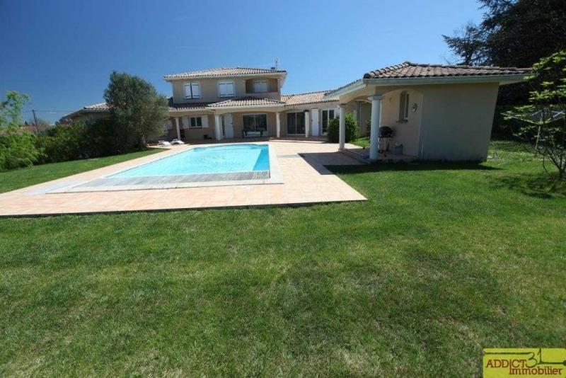 Vente de prestige maison / villa Secteur montastruc 629640€ - Photo 1