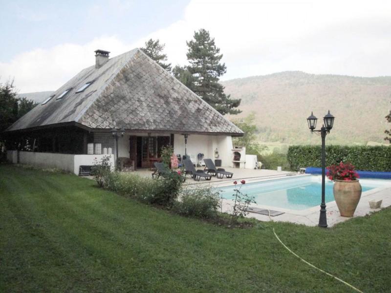 Venta  casa Le noyer 424000€ - Fotografía 1