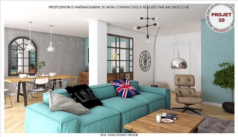 Vente appartement Gières 239000€ - Photo 1