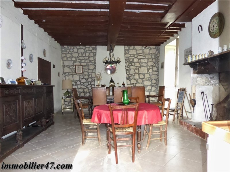 Sale house / villa Prayssas 86400€ - Picture 3