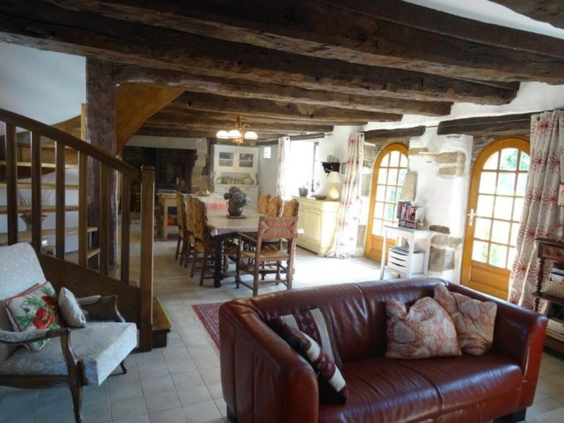 Sale house / villa Loguivy plougras 128400€ - Picture 3