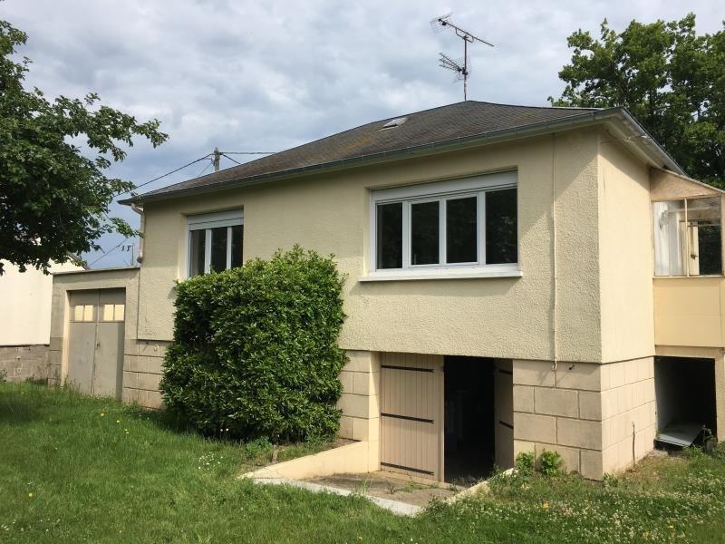 Sale house / villa Conches en ouche 87000€ - Picture 1