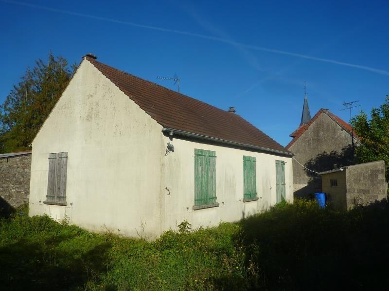 Vente maison / villa Crepy en valois 88000€ - Photo 1