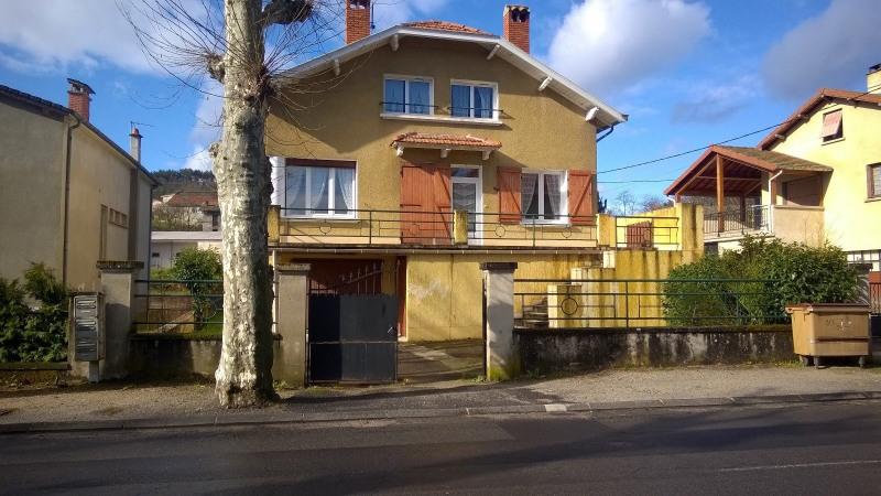 Sale house / villa Vorey 149500€ - Picture 1