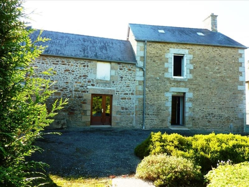 Vente maison / villa Montours 83 400€ - Photo 1