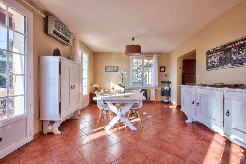 Vente de prestige maison / villa Bouc bel air 598000€ - Photo 1