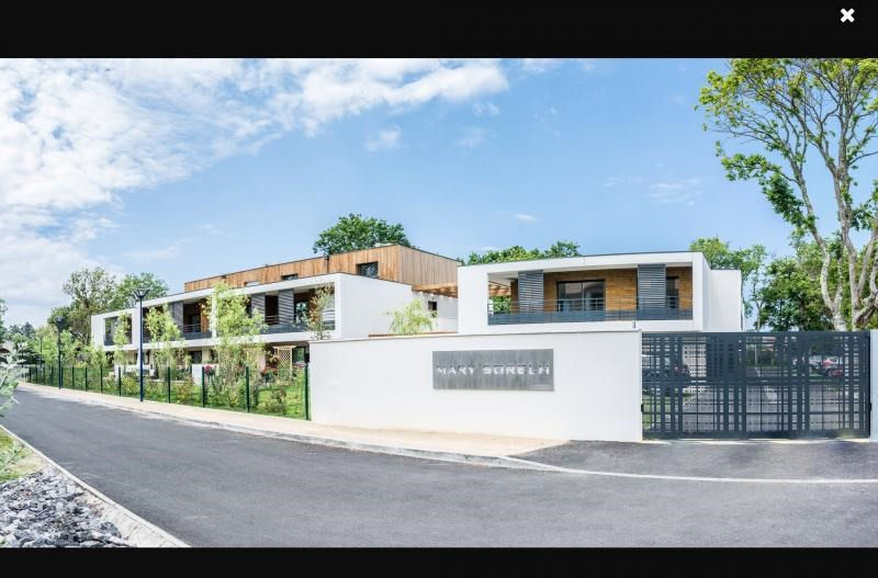 Vente appartement Capbreton 464200€ - Photo 1