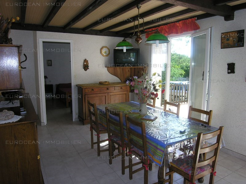 Vacation rental house / villa Lacanau-ocean 689€ - Picture 3
